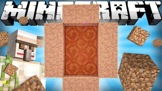 Download If a Dirt Dimension was Added - Minecraft Video