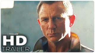 Download JAMES BOND 007: NO TIME TO DIE Teaser Trailer (2020) Daniel Craig, Rami Malek Movie HD Video