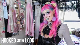 Download I'm A Living Art Doll | HOOKED ON THE LOOK Video