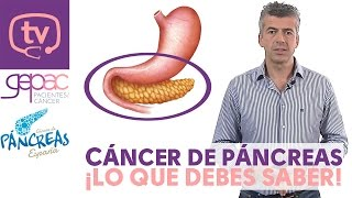 Download Cáncer de páncreas ¡todo lo que debes saber! Video