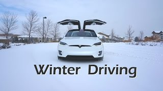 Download Tesla Model X - Winter Driving & Cold Weather Tips Video