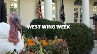Download West Wing Week: 11/25/16 or, ″Tater & Tot″ Video