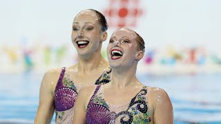 Download Rio 2016: How Canada's synchro swimmers make moves underwater Video