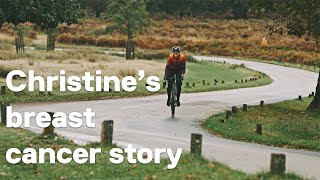 Download Christine's breast cancer story Video