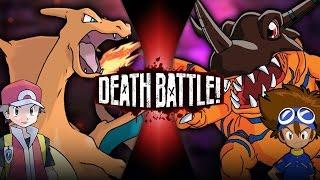 Download Pokémon VS Digimon | DEATH BATTLE! Video