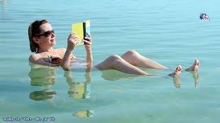 Download حقائق غريبة عن البحر الميت | اغرب بحار العالم حيث لا يمكنك الغرق ابداً ! Video