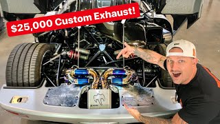 Download STRAIGHT PIPING A KOENIGSEGG! *LOUDEST HYPERCAR EVER? * Video