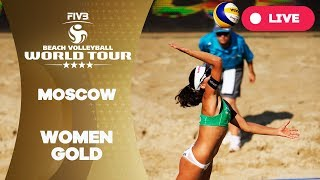 Download Moscow 4-Star - 2018 FIVB Beach Volleyball World Tour - Women Gold Medal Match Video