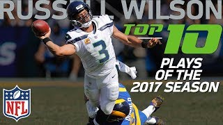 Download Russell Wilson's Top 10 Plays of the 2017 NFL Season | NFL Highlights Video