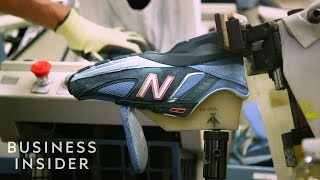 Download How New Balance Sneakers Are Made | The Making Of Video