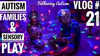 Download Autism Family Days | Shaving Cream Sensory Play | Fathering Autism Vlog #21 Video