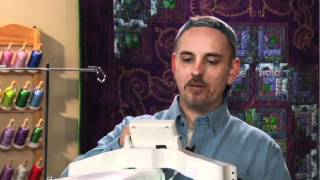Download Quilt It: Eye-Hand Coordination and the Longarm Quilting Machine Video