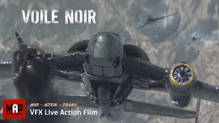 Download Live Action CGI VFX Animated Short ″VOILE NOIR″ War Adventure Film by ArtFx Video