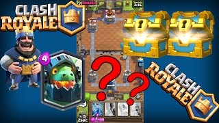 Download DE UNDE AM INFERNO DRAGON? + CATEVA CHESTURI | Clash Royale Romania Video