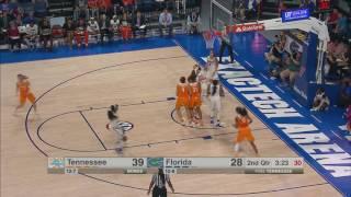 Download Highlights | Lady Vols vs. Florida (1/26/17) Video