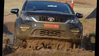 Download Tata Hexa offroad experience in Chennai Video