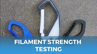 Download Filament Strength Testing Video