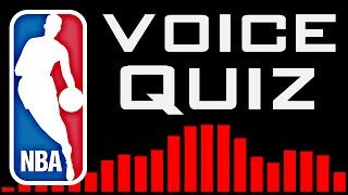 Download NBA Player's Voice Quiz - 10 Second Challenge Video