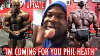 Download KAI GREENE GETTING READY TO COMPETE Video