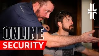 Download CYBER SECURITY - Online Anonymity, Viruses, and THE MATRIX Video