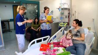 Download Family-centered care at UK Kentucky Children's Hospital Video