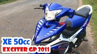Download Exciter 50cc GP kiểu 135cc 2011 ▶ Tiếng Pô, Test Max Speed và Đánh giá xe dành cho Học sinh Video