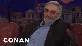 Download Burt Reynolds: Sally Field Is The One That Got Away - CONAN on TBS Video