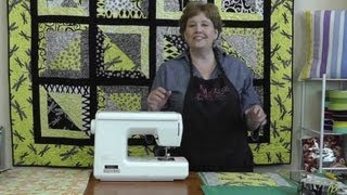 Download Magic Square Quilt Tutorial Using Pre-cut Fabrics Video