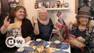 Download Germans are among biggest Royals fans | DW English Video