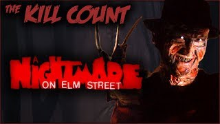 Download A Nightmare on Elm Street (1984) KILL COUNT Video