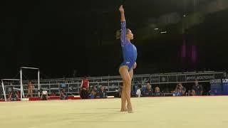 Download Ragan Smith - Floor Exercise - 2017 World Championships - Podium Training Video