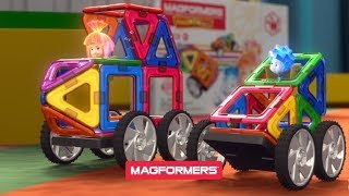 Download Фиксики - Magformers Fixie Wow Set Video
