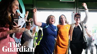 Download 'A monumental day for women in Ireland', says Orla O'Connor Video