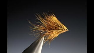 Download Tying a Golden olive bumble muddler with Barry Ord Clarke Video