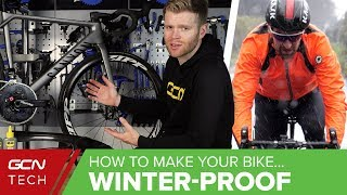 Download How To Make Your Bike Survive Winter | Winter-Proof Your Road Bike Video