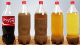 Download Was passiert wenn man Cola mit Milch mischt?! Video