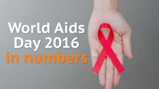 Download World Aids Day 2016: HIV in numbers Video