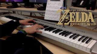 Download Legend of Zelda: Breath of the Wild - ″Life in the Ruins″ (Game Awards Trailer) [Piano Cover] Video