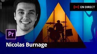 Download Masterclass avec Nicolas Burnage   montage de clip dans Première Pro   Adobe France Video