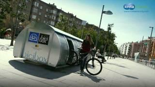 Download ICNITA EMOVITY Bicibox Public Bike Parking System (English) Video