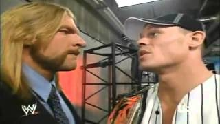 Download Triple H Backstage Raw 10 10 05 (FUNNY) Video