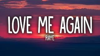 Download RAYE - Love Me Again (Lyrics) Video