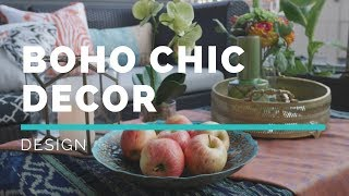 Download BOHO CHIC DECOR TIPS Video