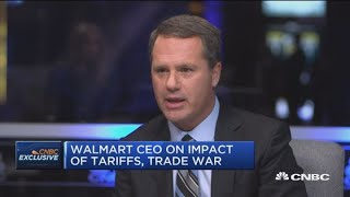 Download Walmart CEO Doug McMillon on the future of the retail industry Video