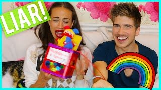 Download GAY LIE DETECTION TEST- W/MIRANDASINGS! Video