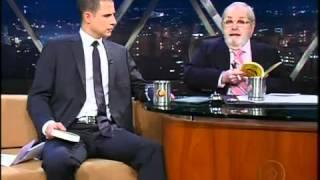 Download Jô Soares entrevista Ricardo Araujo Pereira 19 03 2012 Video