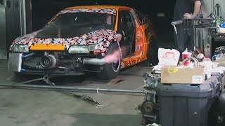 Download Clutch for the Shopping Cart / Todd's Crx on the Dyno! Video