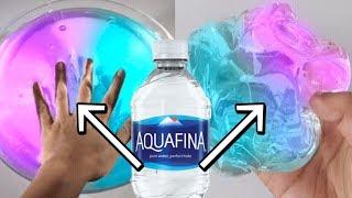 Download WATER SLIME!🚰 Testing NO GLUE Water Slime Video