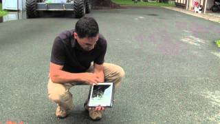 Download iPad Survives 60 foot Drop onto Concrete in G-Form Case Video