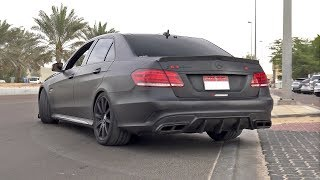 Download 900HP Mercedes-Benz E63 S AMG 4Matic RS800 PP-Performance! BRUTAL ACCELERATIONS! Video